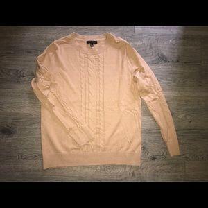 Banana Republic Factory Camel Sweater